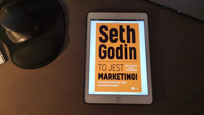 To jest marketing- Seth Godin