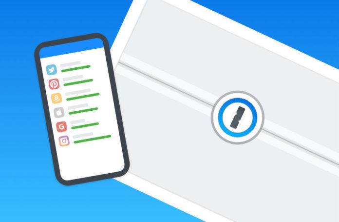 Zarządzanie hasłami przy pomocy aplikacji